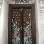 un portale d'ingresso