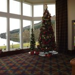 Ready for Christmas at Ardgartan Hotel