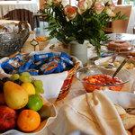 Buffet delle colazioni