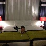 Cool , cet hôtel !