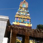 Temple Gopura
