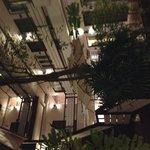 I balconi delle camere