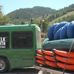 We offer Rafting, Inflatable Kayaking, and Tubing trips.