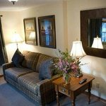 Sitting Room in Lodge Suite