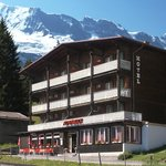 Nice cosy hotel in chalet look