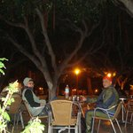 Outdoor Coffeeshop