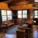 Cabin interio