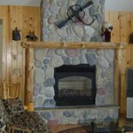 Fireplace in the Bear Trap