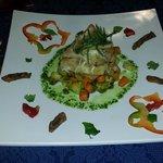La cena di una sera di dicembre 2013