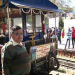 Toy Train at Coonoor
