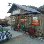 Nelson, NV ~  Silver Mining Community