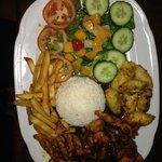Jerk chicken!!!