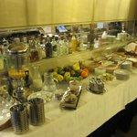 Fruehstueckbuffet