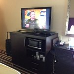 Nice sized TV - Steelers Fan Travels ✨✨