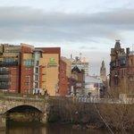 Ansicht vom River Clyde
