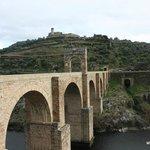 Puente y fortaleza de Alcántara