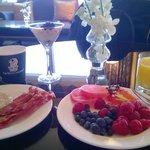 club 18th floor - breakfast