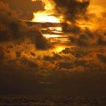 sunset santa teresa