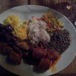 assiette buffet