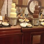 1of 3 dessert sections