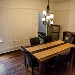Dining room for up to 10 people