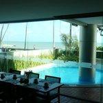 piscina minuscula