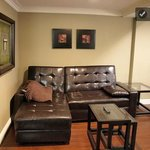 Basement Suite Living Room