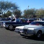 Car Show - Resort Parking Lot