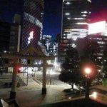 tempio di sera