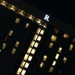 Exterior shot... the R Life