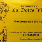 Photo of La dolce vita
