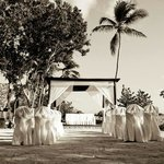 Beach Gazebo for wedding ceremony