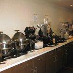 Breakfast Buffet, State House Inn, Springfield, IL