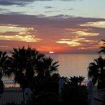 Sunset from Room 618, Casa del Mar