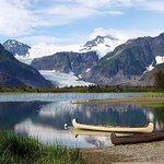 Kenai Fjords lodge (Pederson Lagoon)