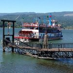 Sternwheeler on the Columbia River