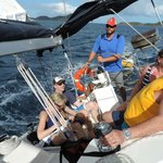 Fast and exciting sailing