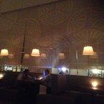 restaurant MOMO de l'hotel