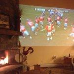 TV & fire