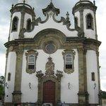 Igreja majestosa