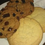 Bertucci's Glastonbury Connecticut- cookies!! Mmmm!!!