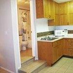 Suite #1 - One-bedroom studio - Up to 4 Guests