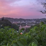 Kandy from Arthur's Seat