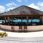 Pool bar - great service!