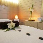 Harekeke Therapy Room, The Spa
