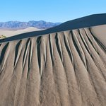 Mesquite Dunes, just a mile east of Stovepipe Wells