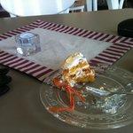 Delicious Carrot-cake