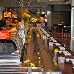 Kaiten Sushi Conveyor