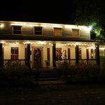 The Red Onion at night