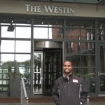 Abdi from Avis in hotel, Westin St. Louis, St. Louis, MO